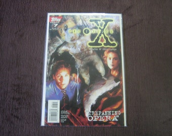 The X-Files #7 - Trepanning Opera - July 1995