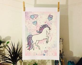 Yonder Unicorn