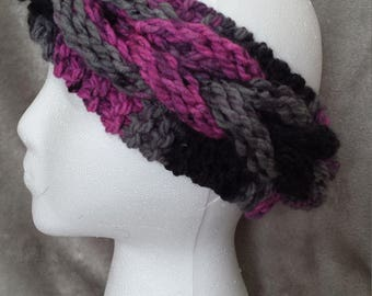 Braided Headband, Earwarmer