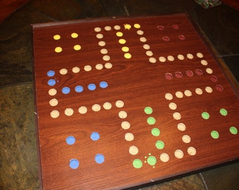 Marble Game Board