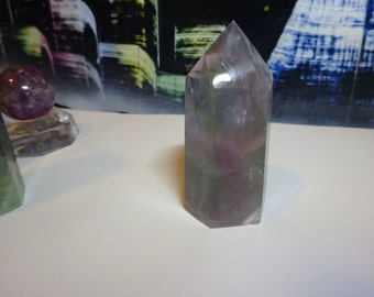 Fluorite Crystal points,