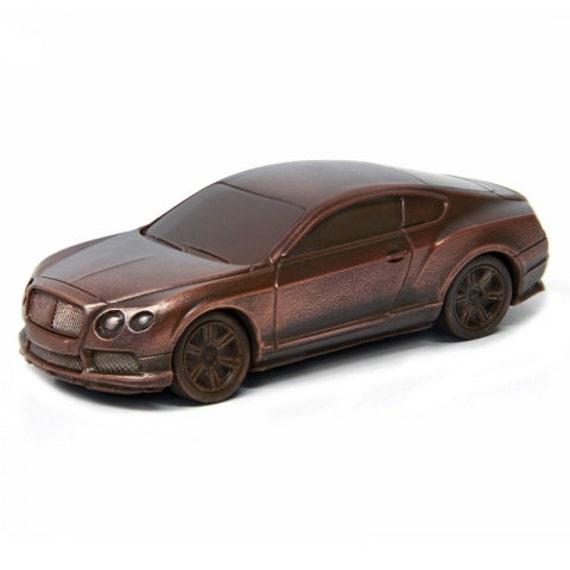 Description. Chocolate Bentley Continental Edible Car ...
