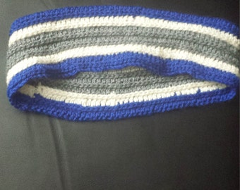 Ribbed Infinity Scarf!