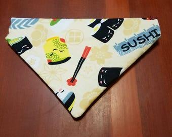 Sushi Dog Bandana