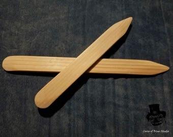 Wooden Bone Folders