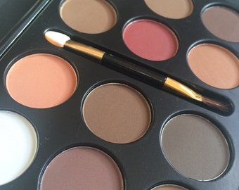 The classics neutral eyeshadow palette
