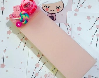 Kawaii Pencil Case PINK