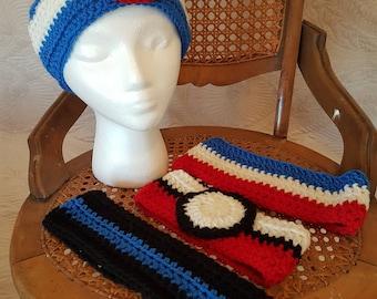 Custom Headbands - School Colors, Camo,