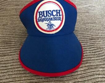 Vintage Busch Beer Hat