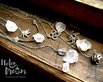 Quartz Magic Necklace