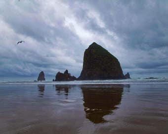 Cannon Beach, Oregon Canvas