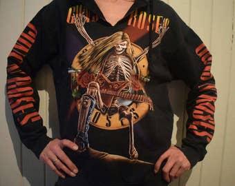 GUNS N' ROSES hoodie unisex