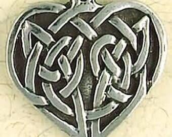 Celtic Weave Heart