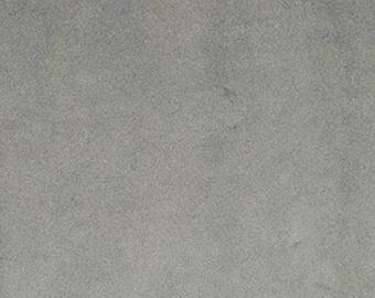 Charcoal Minky Fabric