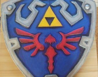 The Legend of Zelda Cosplay Hyrule Shield