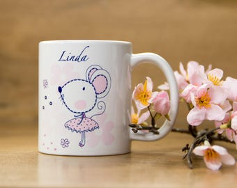 Mug with name / personal picture