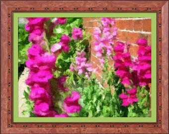Emergent Snapdragons