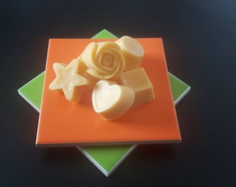 Beeswax melt with watermelon scent