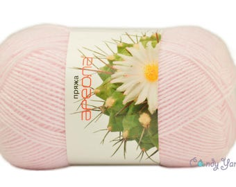 "Сheap byelorussian acryl yarn ""Areola"" any color"