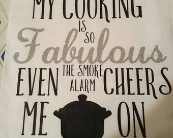 Flour Sack Towels - My Cooking is so Fabulous