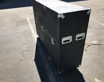 """75"""" Dual TV Roadcase"""