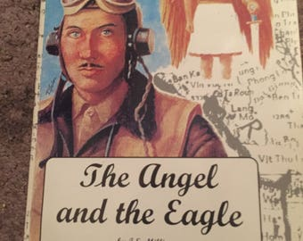 The angel and the eagle signed book by joe milliner