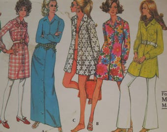 McCall's 9623 Sewing pattern vintage
