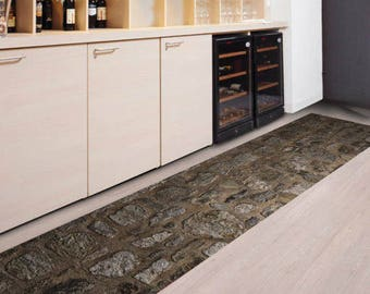 Pvc rug - Area rug - kitchen rug - Floor mat - Flooring - Vinyl Floor - Kitchen Flooring – 613