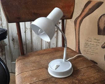 Reading lamp in the 80s / 80s vintage lamp