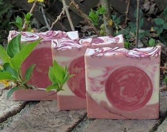 Valentine Moonscape Soap 5oz (141g)