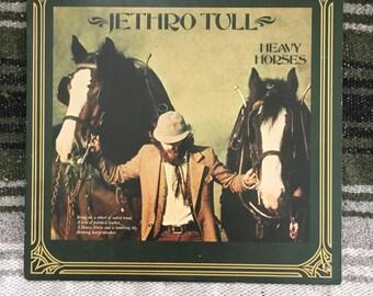 Jethro Tull - Heavy Horses LP