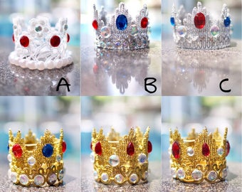 Pet accessories crown