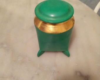 Burmese tea box
