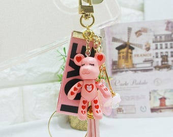 Special cell phone accessories / Pretty cell phone decoration / key chain / king ring / Cell Phone Accessories / Cellphone charm