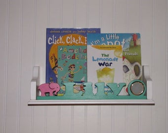 Bookshelf,Kids bookshelf,Kids book shelf,Personalized bookshelf,Kids shelf,wood shelf,custom bookshelf,wall bookshelf,floating bookshelf