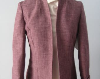 Light Tweed Jacket