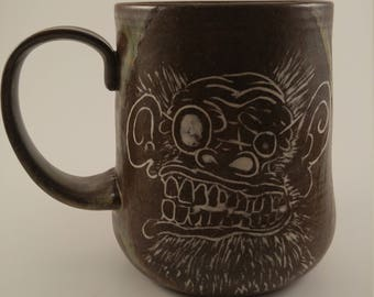 Funky Munky Mug