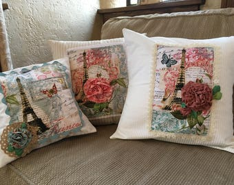 Paris Pillowcovers