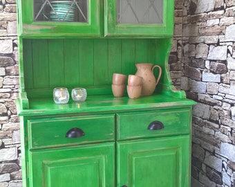 VIntage Painted Pine Dresser