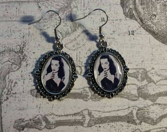 Vampira  Earrings