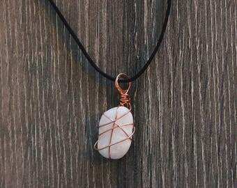 River Rock Choker Necklace
