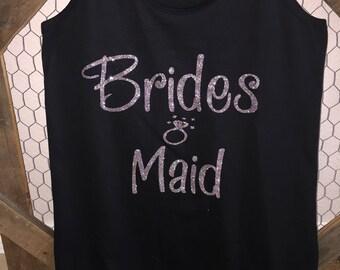 Bridal party shirt