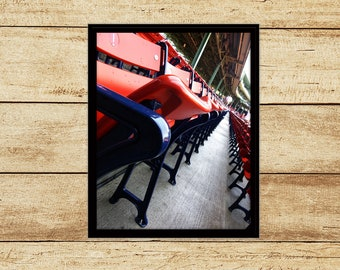 Fenway Park Photograph Digital Download