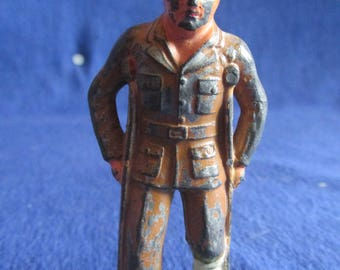 Antique 1930's Barclay Lead Toy Soldier