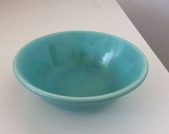 Bauer pottery small bowl