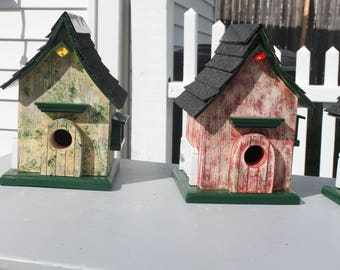 Quality Handcrafted Birdhouses