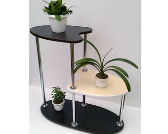 "Free ship! Plant stand ""Сamellia"". Flower stand - Indoor plant stands - Plant holder - Pot stand - Stand for flowers - Flower shelf - Stand"