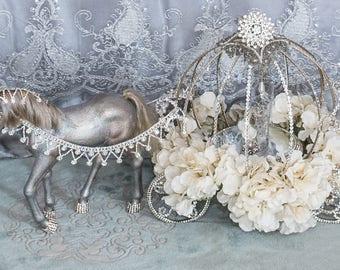 Crystal Cinderella Carriage