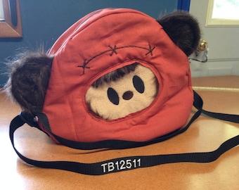 Wicket the Ewok Biker Scout Helmet Bag