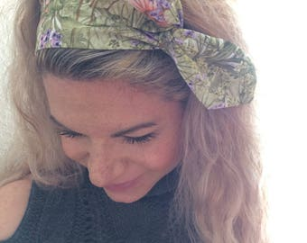 Headband Spring Time Tossy by EM